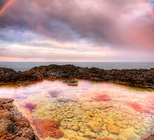 Rocks 'n' Rainbows by Luke Griffin