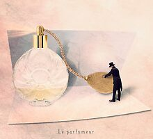 The perfumer by Yann Pendaries