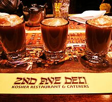 Three in a Row ( 2nd Avenue Deli, NYC ) by emiliewho