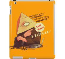 Mira-call iPad Case/Skin
