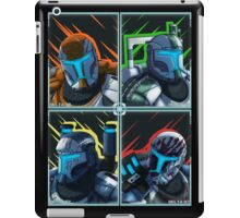 D Squad iPad Case/Skin