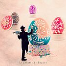 The Easter painter by Yann Pendaries