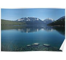 Wallowa Lake, Oregon Poster