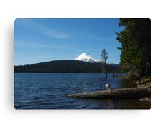 Lake of the Woods, Oregon Canvas Print