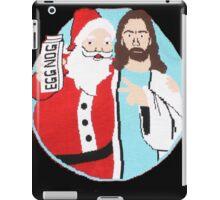 MEN'S JINGLE BROS SWEATER iPad Case/Skin