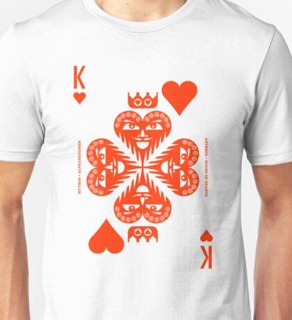 Anteros King of Hearts Unisex T-Shirt