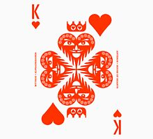 Anteros King of Hearts Unisex T-Shirt