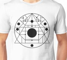 Circuitry and Magic Unisex T-Shirt