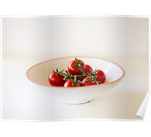 Hidden Pantry ~ Cherry Tomatoes Poster