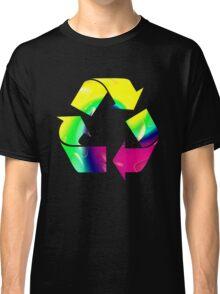 Rainbow Recycle Classic T-Shirt