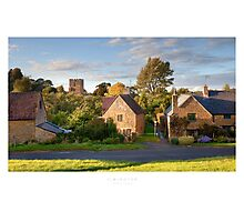 Ilmington Photographic Print