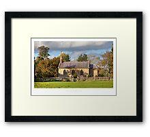 Aston Subedge Framed Print