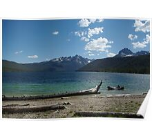 Redfish Lake, Idaho Poster