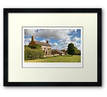 Compton Scorpion Framed Print