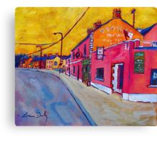 Kenagh, Longford Canvas Print
