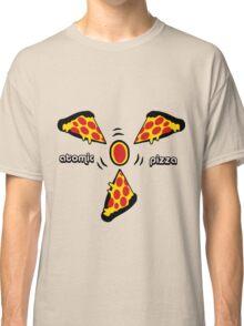 Atomic pizza Classic T-Shirt