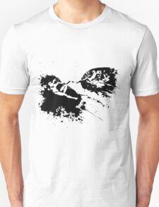 Grunge Creation of Adam T-Shirt