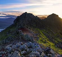 Iceland - at the top by krzysiekrodak