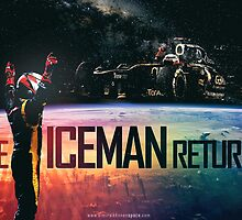The Iceman Returns Poster by evenstarsaima