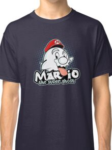 Mario : The Super Ghost Classic T-Shirt
