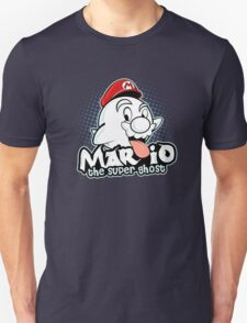 Mario : The Super Ghost T-Shirt
