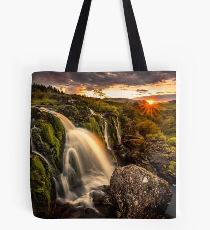 Loup of Fintry Tote Bag