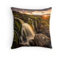 Loup of Fintry Throw Pillow