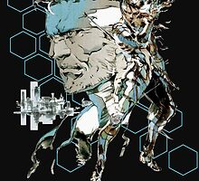 Metal Gear Solid by osoep008