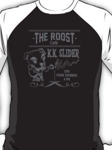 K.K. Slider Animal Crossing T-Shirt T-Shirt