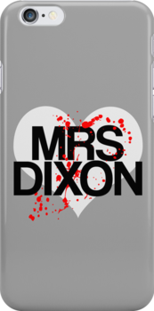 Mrs Dixon by stevebluey