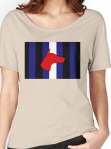Pup Play Flag Women's Relaxed Fit T-Shirt