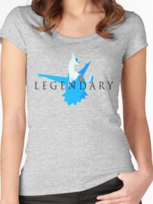 Legendary Women's Fitted Scoop T-Shirt