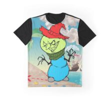 Evil dolls snow Graphic T-Shirt
