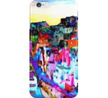 Night in Naples, Italy iPhone Case/Skin