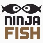 The Ninja Fish T by ninjafish