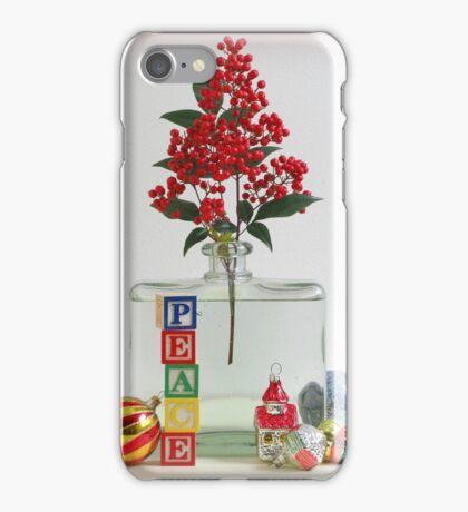 Nandina Peace iPhone Case/Skin