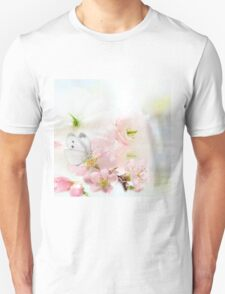 The Silent World of a Butterfly T-Shirt