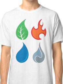 The Four Elements Classic T-Shirt