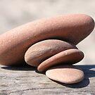 Pebble stones by Cebas