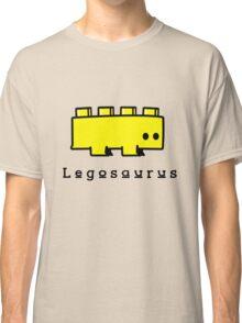Legosaurus funny nerd geek geeky Classic T-Shirt