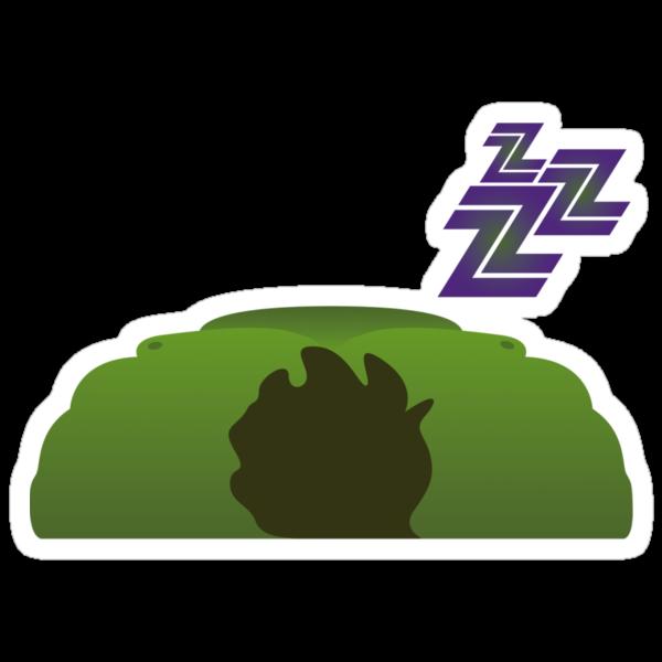 Sleepover Hulk by Varans