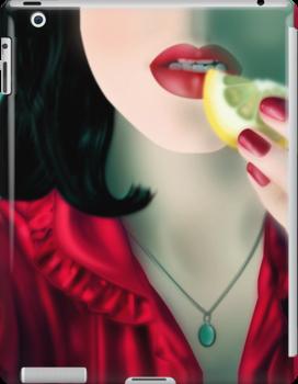 Zest [ Print & iPad Case ] by Damienne Bingham
