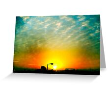 A New Day Greeting Card