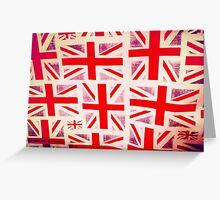 United Kingdom Greeting Card