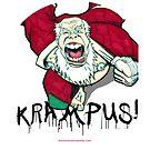 Santa Screams! by dawlism