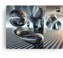 Phython & Endymion Canvas Print