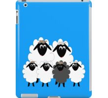 Black Sheep in the Family! iPad Case/Skin