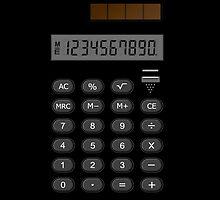 Retro Calculator  by CroDesign