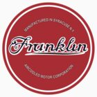 Franklin Engine Company Logo by warbirdwear