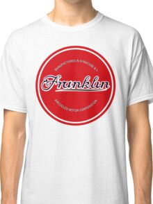 Franklin Engine Company Logo Classic T-Shirt